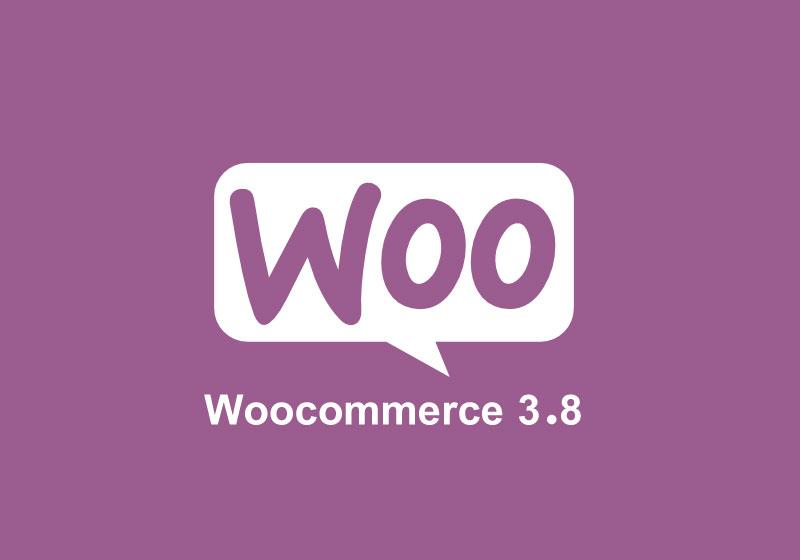 ووکامرس 3.8