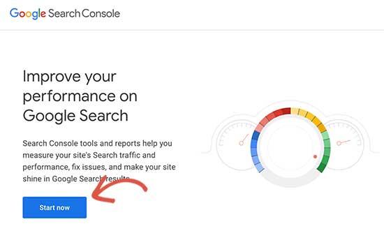 شروع با کنسول جستجوی گوگل